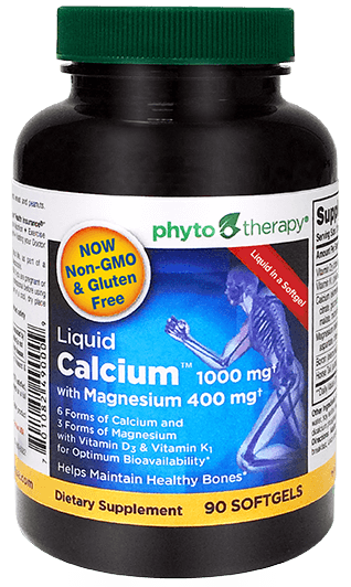 Liquid Calcium with Magnesium™